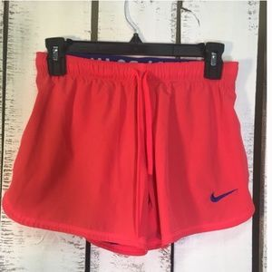 Nike Dry-Fit Hot Pink Athletic Shorts XS